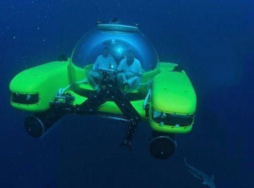 deep sea vehicle